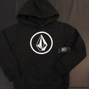 New Volcom hoodie sweater